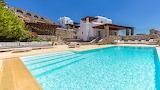Beautiful modern stone villa and pool