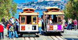 Cable Cars San Francisco California USA