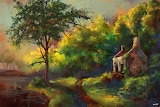 Country_Cottage_painting_by_Remainaery
