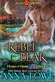 Rebel Bear by Anna Lowe