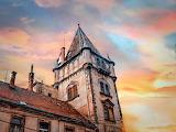 Czuba-Durozier castle, Budafok, Hungary
