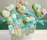 Cake pops @ Rosas de Açúcar