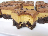^ Peanut Butter Fudge Brownies
