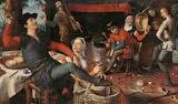 Egg Dance, Pieter Aertsen, 1552