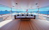 yacht aft deck large