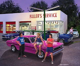Fuller's Service and Musele Cars