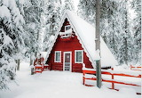 Cosy Red house