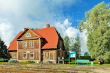 Production station building, Estonia