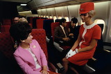 1968 Uniforms United Airlines by Dean Conger credit HuffingtonPo