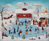 Winter Skating~ Joseph Holodook