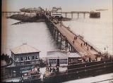 Birnbeck Pier in its hayday