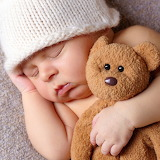 ☺Sleeping with Teddy...