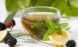 #Beautiful Cup of Green Tea