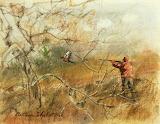 Upland Pheasant-Arthur Shilstone