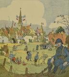 Le jour de la Victoire, affiche 1914-1918, cote 131J340