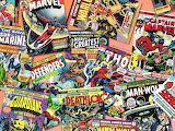 Marvel Comics Jigsaw