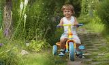 A Young Biker