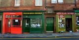 Bookshops Edinburgh Scotland