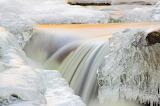 ^ Icy Waterfall, New Hampshire - Jim Wojdylak