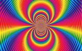 Trippy Rainbow