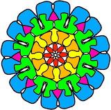 Colours-colorful-flower-mandala