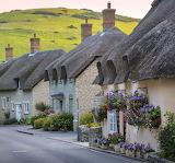 West Lulworth England UK