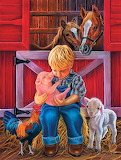 #Little Farm Friends by Tricia Reilly-Matthews