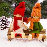 *Winter Dolls...