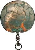 Iron Age Mirror, 1st Century AD