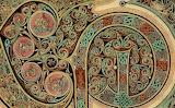 Lindisfarne gospels 1