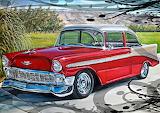 1956 Chevy Classic
