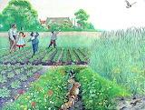 Spring Gardening~ ii