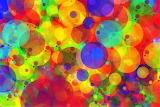 #Colorful Bubbles