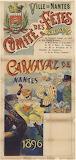 Nantes carnaval 1896_©Archives de Nantes