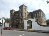 Abandoned Old city jail Charleston south carolina