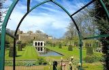 Wilmer Castle, The Queen Mother's Garden
