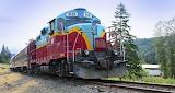 Trains - Mount Hood Railroad - Oregon