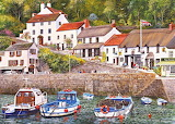 Lynmouth, Terry Harrison
