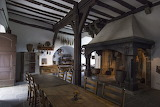 Kitchen of the Marksburg Castle Germany