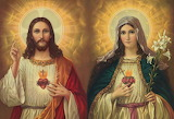 Sacred-hearts-god-christ-jesus-mary-virgin-religion