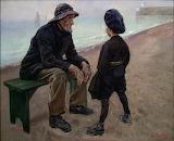 Good Friends, Christian Krohg 1897