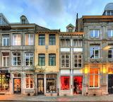 Street in  Wyck -Maastricht