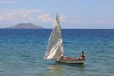 Sailing in Malawi's lake
