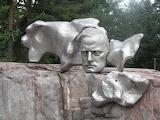 The Sibelius Monument, Head, Finland