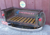 Victorville Recycled Kitschy Bench
