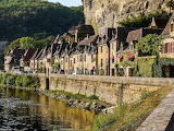 Medieval town, Perigord France