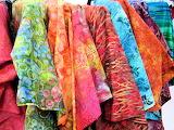 Colorful Batik Fabric