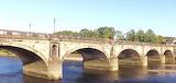 Skerton Bridge, Lancaster, UK