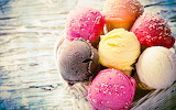 Ice cream Balls Multicolor