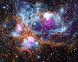 NGC 6357 Credit: X-ray: NASA/CXC/PSU/L.Townsley et al.; Optical: